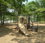 Free Photo - Playground Twisty Slide