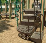Free Photo - Playground Slide Steps Stairs