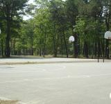 Free Photo - Outdoor Basketball Court