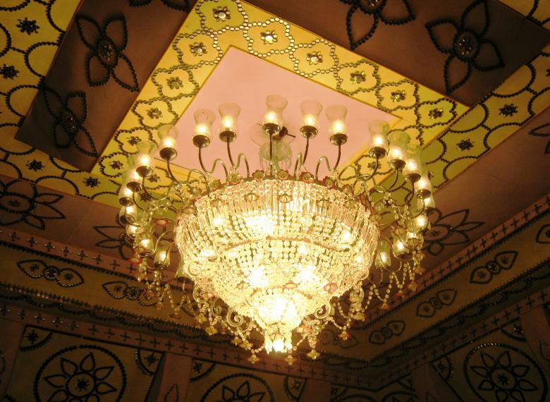 Free Stock Photo of Chandelier Created by Manash Choudhuri