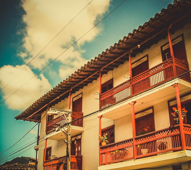 Free Stock Photo of Casa en Jardín - Antioquia Created by Matias Espinosa Botero