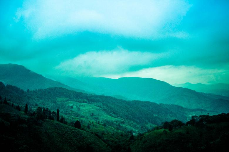 Free Stock Photo of Landscape Created by Matias Espinosa Botero