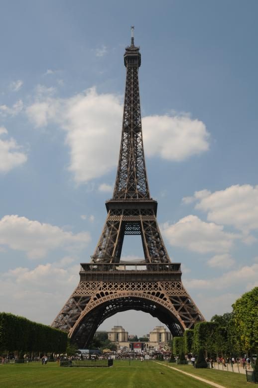 Eiffel Tower Free Photo
