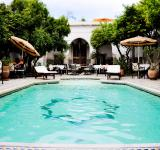 Free Photo - Swimming pool and restaurant