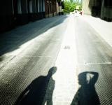 Free Photo - Shadow of a couple holding hands