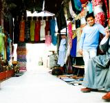 Free Photo - Arabic man and shop
