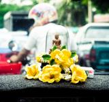 Free Photo - buddhist symbol in car Thailand
