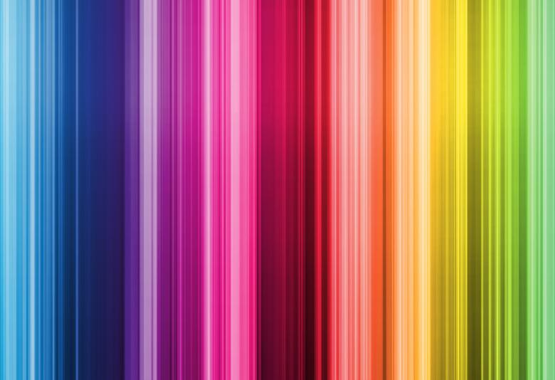 Free Stock Photo of Rainbow stripes Created by Merelize
