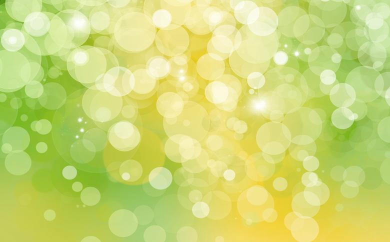 Free Stock Photo of Bokeh dots green Created by Merelize