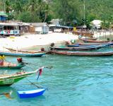 Free Photo - Thai boats