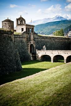 Spanish castle - Free Stock Photo