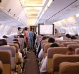 Free Photo - Airplane cabin