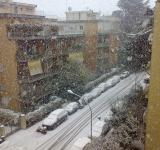 Free Photo - Snowing in Rome