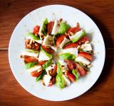 Free Photo - caprese tomato mozzarella salad