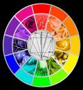 Free Photo - Stylized Color Wheel