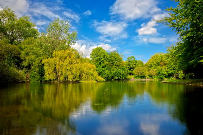 Free Stock Photo of Saint Stephens Green - HDR Created by Nicolas Raymond
