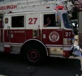 Free Photo - Pittsburgh Fire Engine