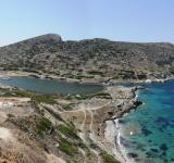 Free Photo - Remains of the ancient port of Knidos