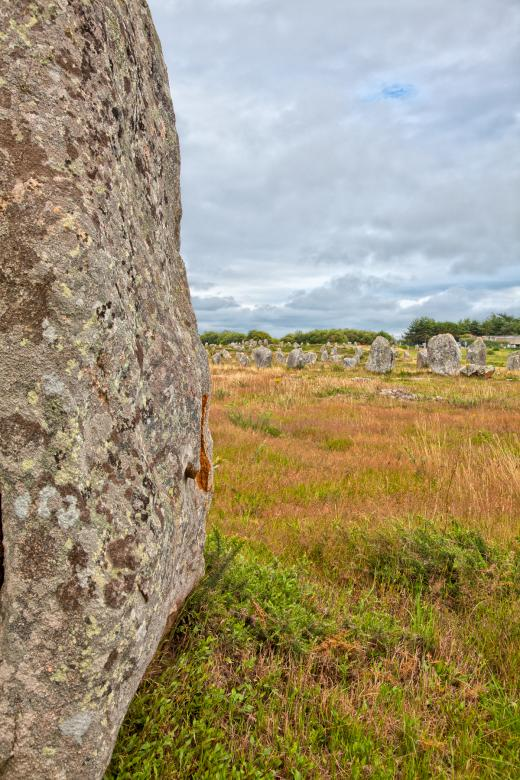 Free Stock Photo of Carnac Stones - HDR Created by Nicolas Raymond