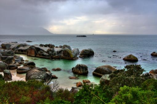 Boulders Beach - HDR - Free Stock Photo