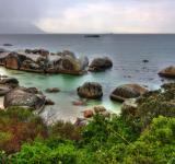 Free Photo - Boulders Beach - HDR
