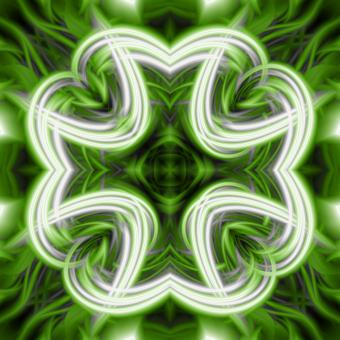 Abstract Clover - Free Stock Photo