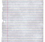 Free Photo - College-Ruled Grunge Paper