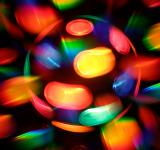 Free Photo - Spinning Disco Lamp Abstract