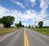 Free Photo - Wide-Angle Rural Road