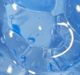 Free Photo - Blue Gel Macro