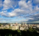 Free Photo - Montreal Cityscape