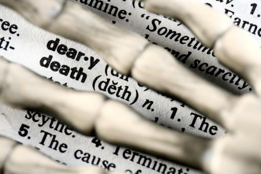 Death Finition - Free Stock Photo