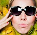Free Photo - Girl with sunglasses