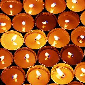 Candles - Free Stock Photo