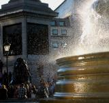 Free Photo - Trafalgar Square Fountain