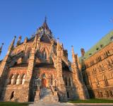 Free Photo - Canadian Parliament Library - HDR