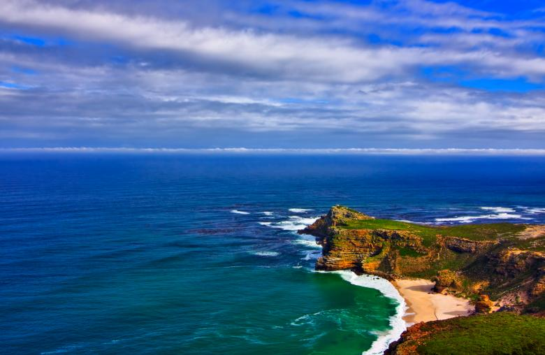 Free Stock Photo of Cape Point - HDR Created by Nicolas Raymond