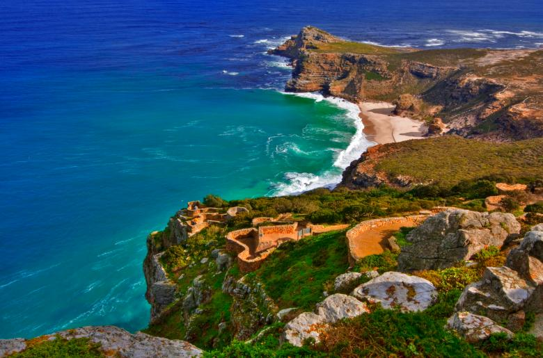 Free Stock Photo of Cape Point - HDR