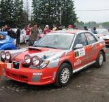 Free Photo - Subaru rally car