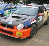 Free Photo - Subaru impreza rally racing car