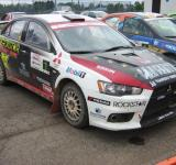 Free Photo - Beautiful Mitsubishi rally car
