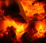 Free Photo - Glowing Fire Embers