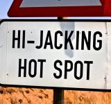 Free Photo - Hi-Jacking Hotspot Sign