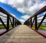 Free Photo - PEI Country Bridge - HDR