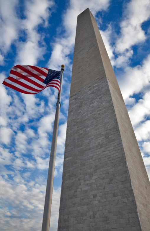 Free Stock Photo of Washington Monument Created by Nicolas Raymond
