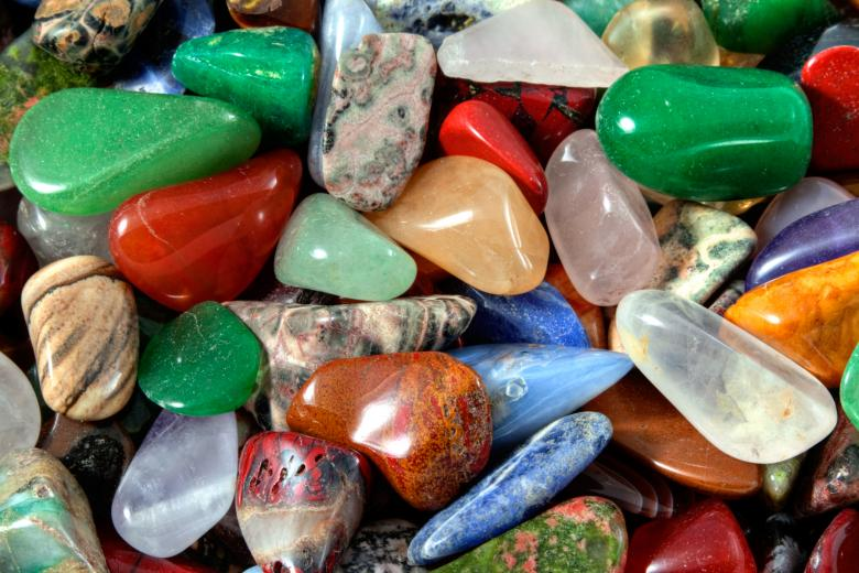 Free Stock Photo of Colorful Stones Texture - HDR Created by Nicolas Raymond
