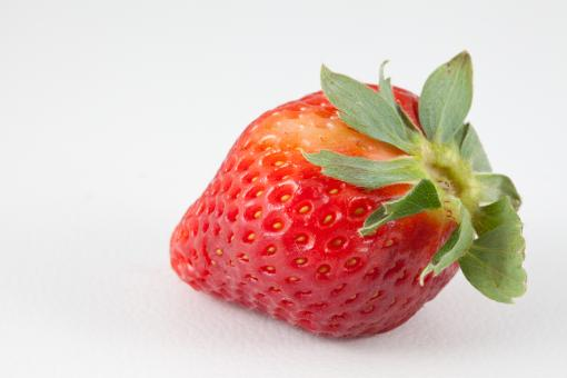 Strawberry Close-up - Free Stock Photo
