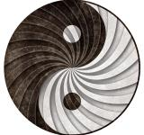 Free Photo - Yin Yang Grunge Cycle