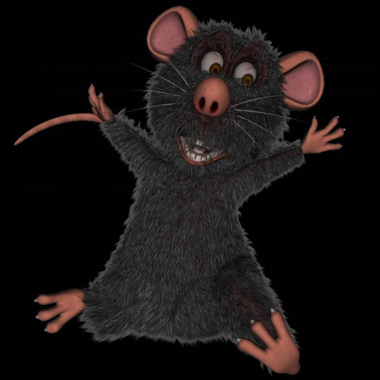Free Stock Photo of Rat Created by Charles Oliver