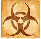 Free Photo - Biohazard Grunge Sign